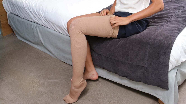 lymphoedème pied